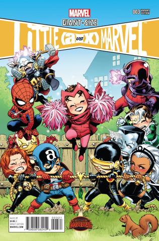 Giant-Size Little Marvel: AvX #3 (Cheung Cover)