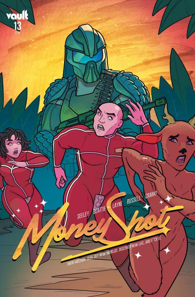 Money Shot #13 (Layne Cover)