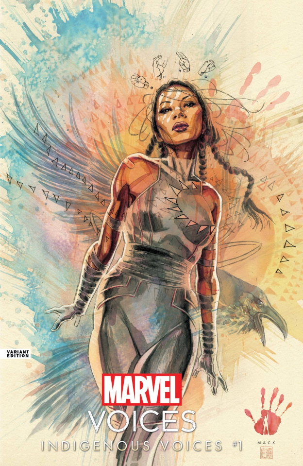 Marvel's Voices: Indigenous Voices #1 (Mack Cover)