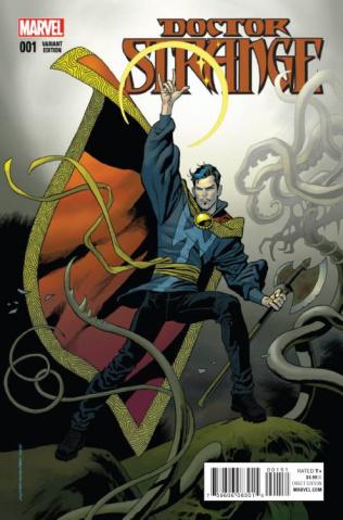 Doctor Strange #1 (Nowlan Cover)