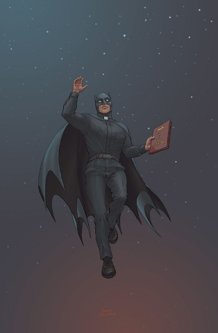 Mother Panic: Batman Special #1