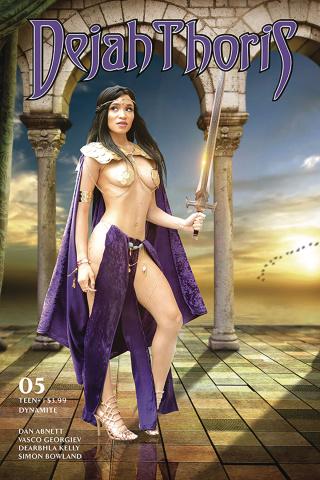 Dejah Thoris #5 (Mai S Cosplay Cover)