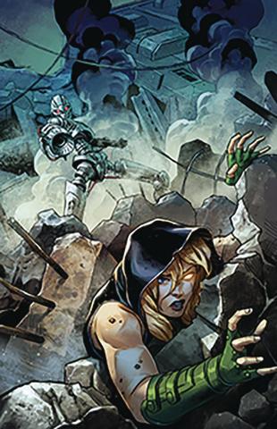Robyn Hood: Vigilante #2 (Coccolo Cover)