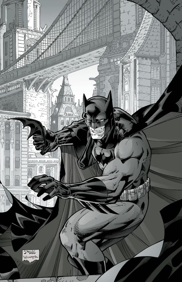 Batman: Black & White (Omnibus)