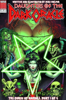 Daughters of the Dark Oracle #1: Curse of the Ragdoll