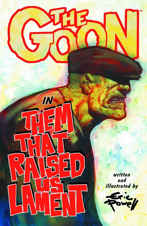 The Goon Vol. 12: Them That Raised Us Lament