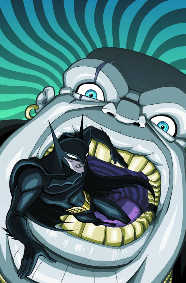 Beware the Batman! #3