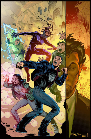 Catalyst Prime: Incidentals #1