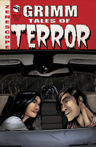 Grimm Fairy Tales: Grimm Tales of Terror #9 (Eric J Cover)