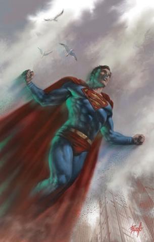 Action Comics #1023 (Lucio Parrillo Cover)
