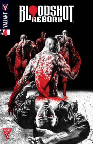 Bloodshot: Reborn #4 (Suayan Cover)