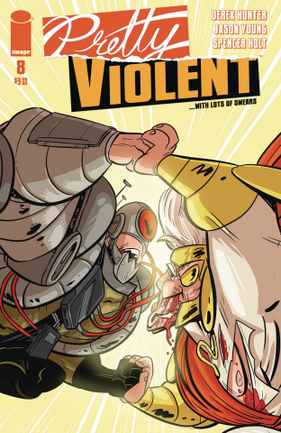Pretty Violent #8