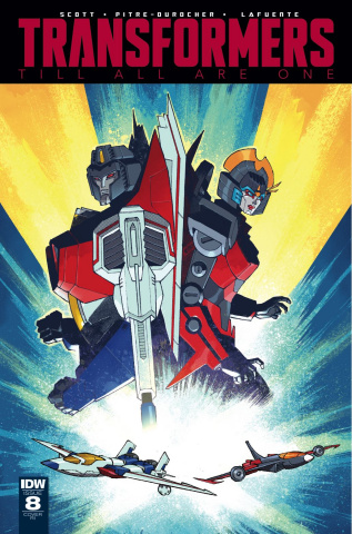 The Transformers: Till All Are One #8 (10 Copy Cover)