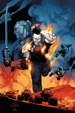 Bloodshot: Reborn #11 (Henry Cover)