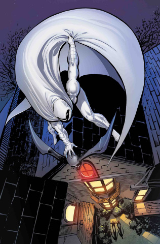 Moon Knight #200 (Sienkiewicz Remastered Cover)