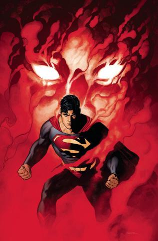 Action Comics Vol. 1: The Invisible Mafia