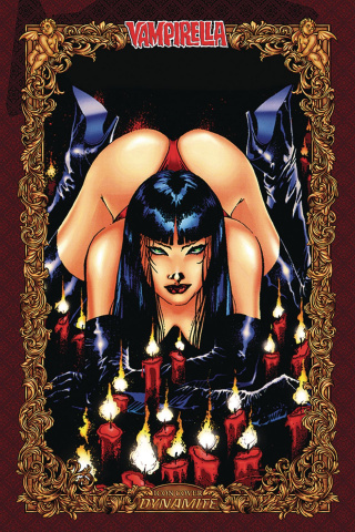 Vengeance of Vampirella #1 (75 Copy Lee Icon Cover)