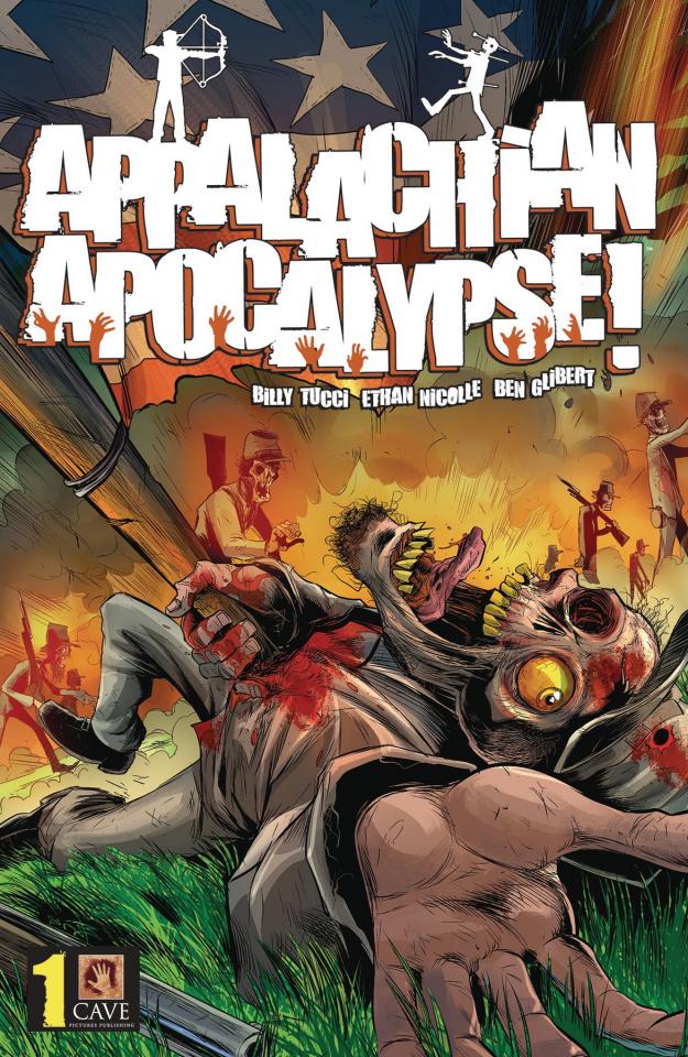 Appalachian Apocalypse! #1 (2nd Printing)