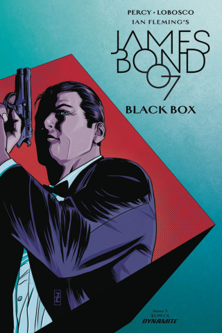 James Bond: Black Box #3 (Zircher Cover)