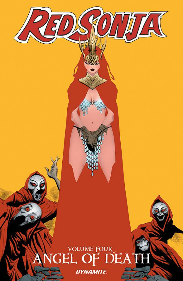 Red Sonja Vol. 4: Angel of Death