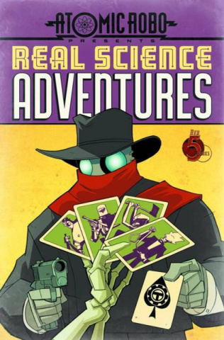 Atomic Robo: Real Science Adventures #3