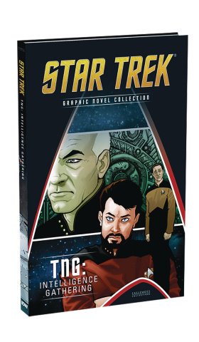 Star Trek: Graphic Novel Collection #11:  TNG - Intelligence Gathering