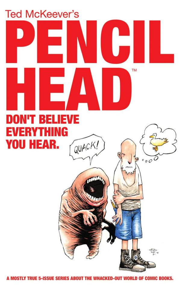 Pencil Head #3