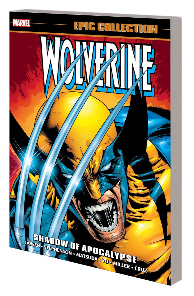 Wolverine: Shadow of Apocalypse