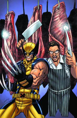 Wolverine: In the Flesh #1