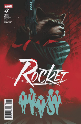 Rocket #2 (Epting Cover)