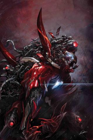 Tony Stark: Iron Man #11