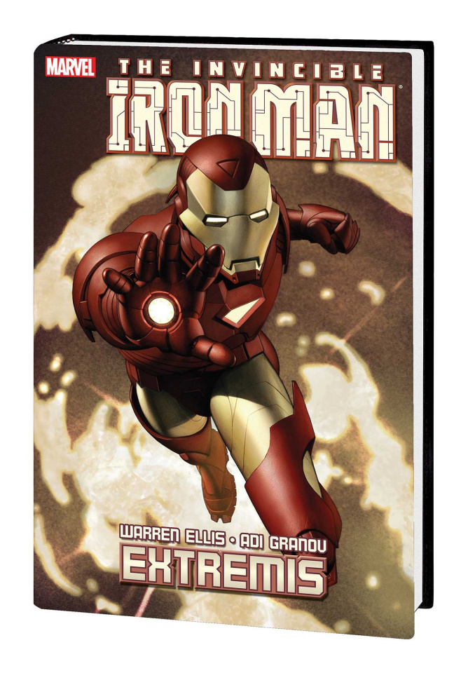 Iron Man: Extremis (Marvel Select)