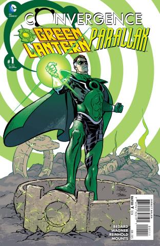 Convergence: Green Lantern / Parallax #1
