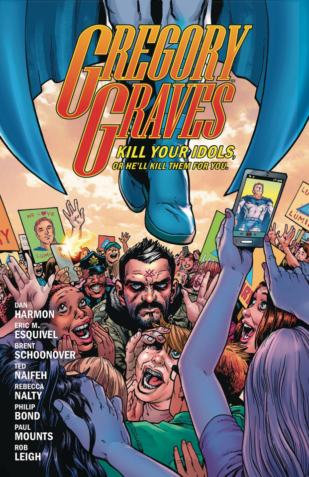 Gregory Graves Vol. 1: Interview with a Supervillain