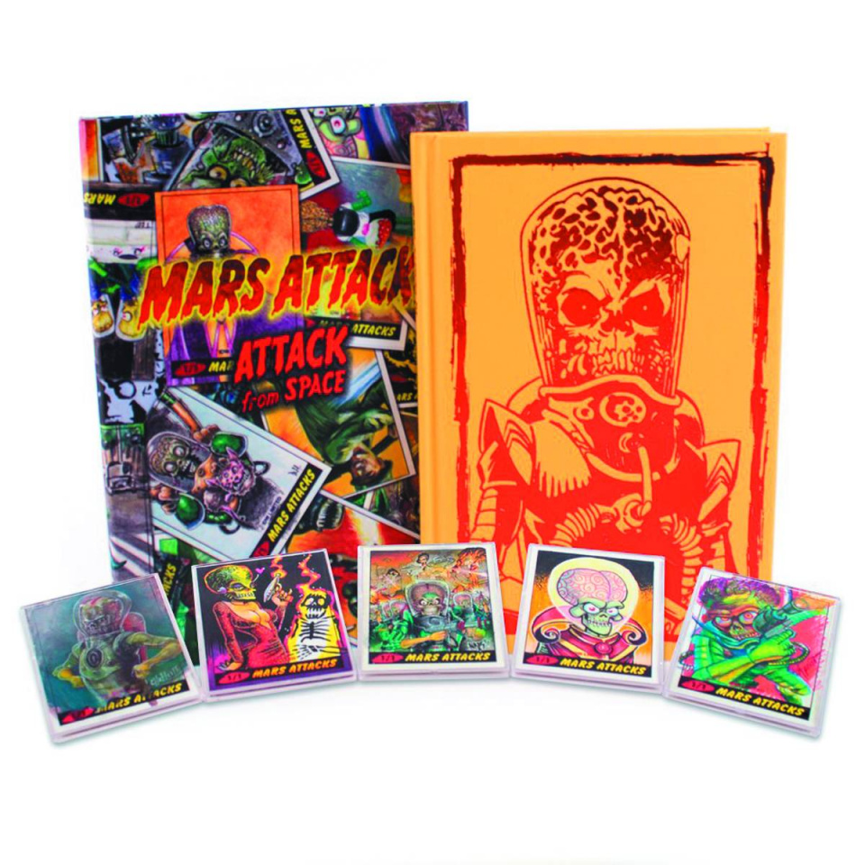 Mars Attacks! Attack From Space Limited Deluxe Edition