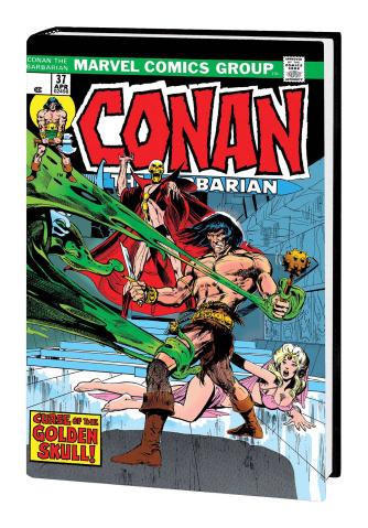 Conan the Barbarian: The Original Marvel Years Vol. 2 (Omnibus)
