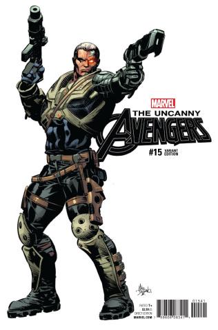 Uncanny Avengers #15 (Deodato Teaser Cover)