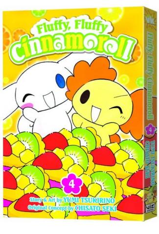 Fluffy, Fluffy Cinnamoroll Vol. 5