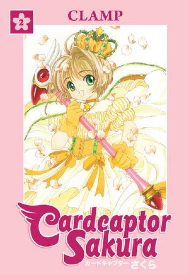 Cardcaptor Sakura Vol. 2