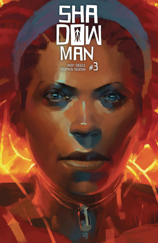 Shadowman #3 (Zonjic Cover)