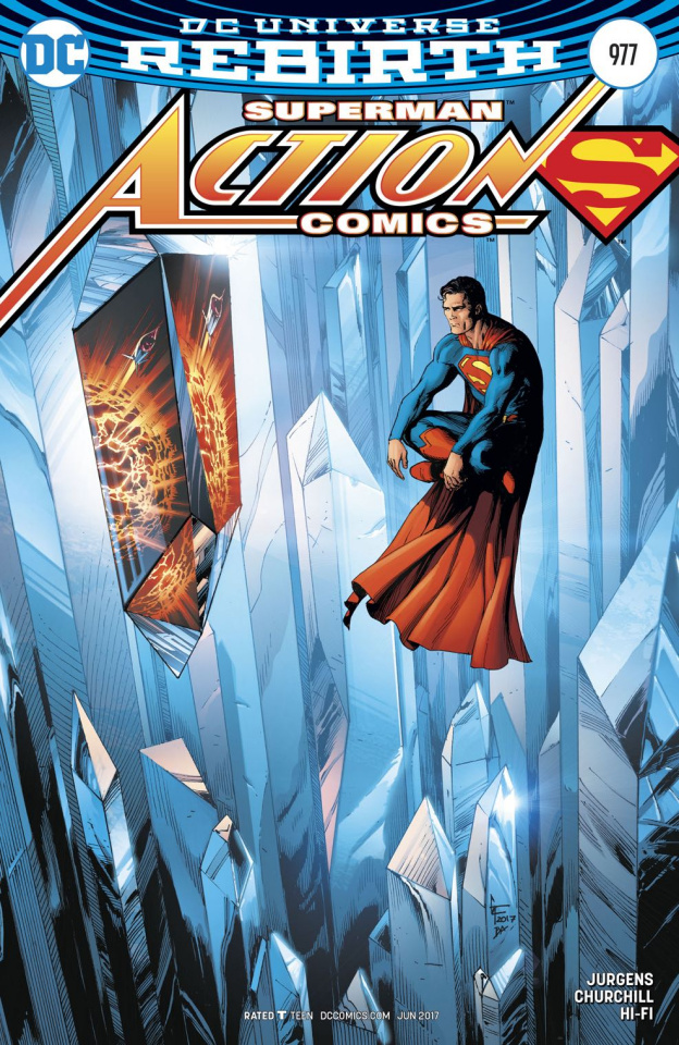 Action Comics #977 (Variant Cover)
