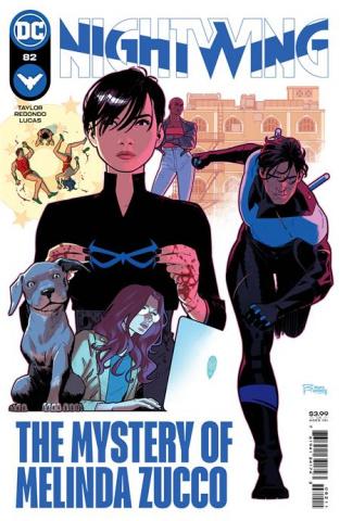 Nightwing #82 (Bruno Redondo Cover)