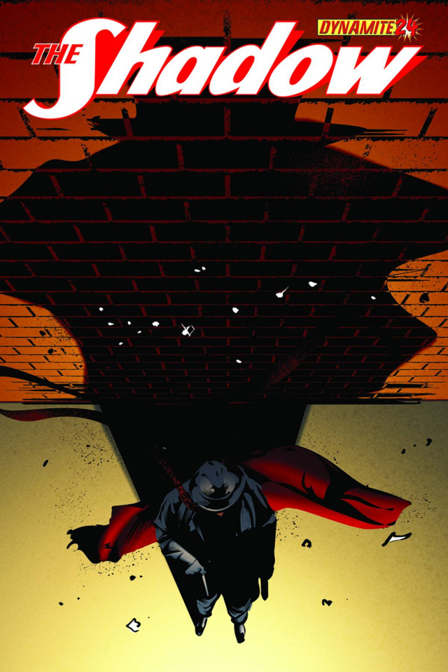 The Shadow #24 (Calero Cover)