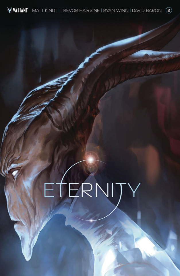 Eternity #2 (Djurdjevic Cover)