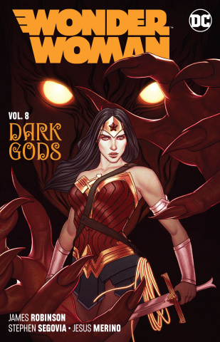 Wonder Woman Vol. 8: Dark Gods