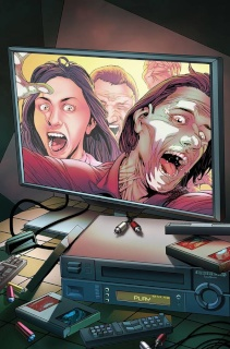 Grimm Fairy Tales: Grimm Tales of Terror #5 (Bifulco Cover)