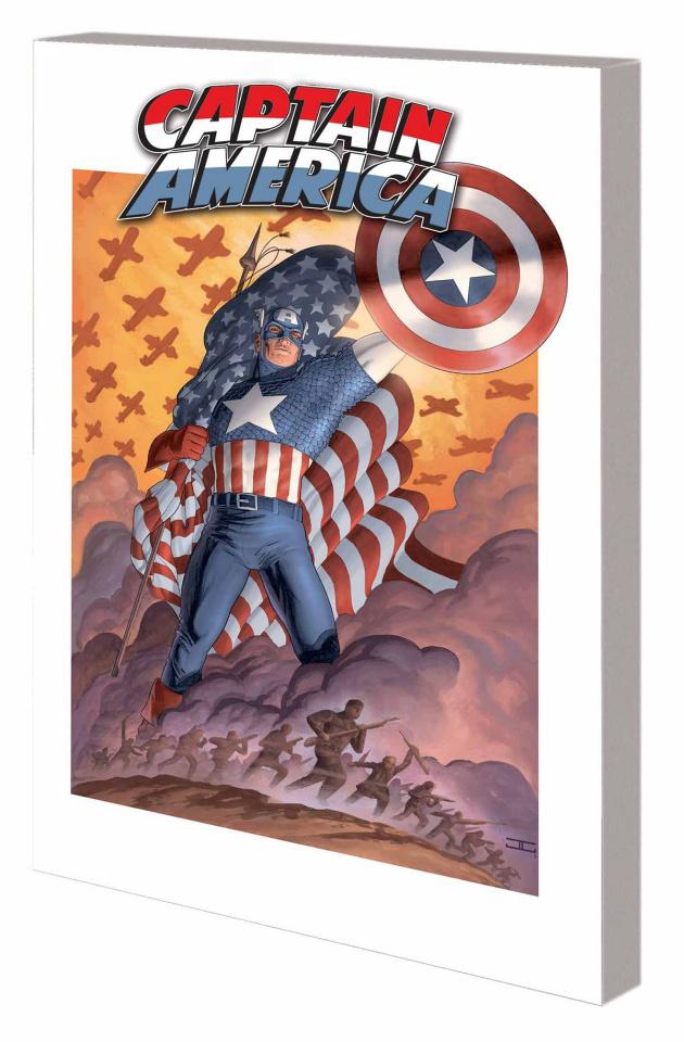 Captain America Vol. 1: Marvel Knights