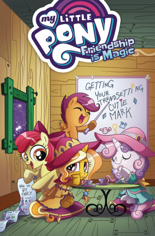 My Little Pony: Cutie Re-Mark