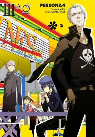 Persona 4 Vol. 3