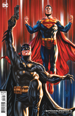 Batman / Superman #13 (Mark Brooks Card Stock Cover)